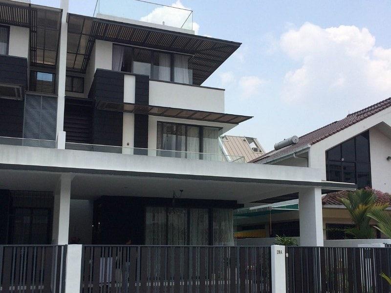 Landed House Interior Design