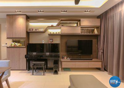 Westwood Residence EC Condo Interior Design