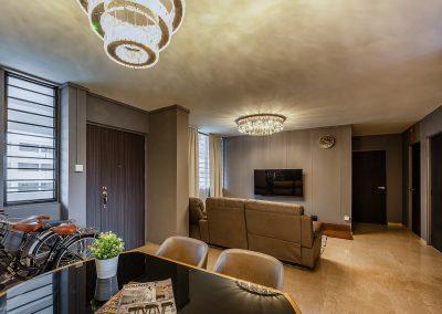 Hougang HDB Interior Design