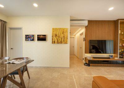Ris Grandeur Condo Interior Design
